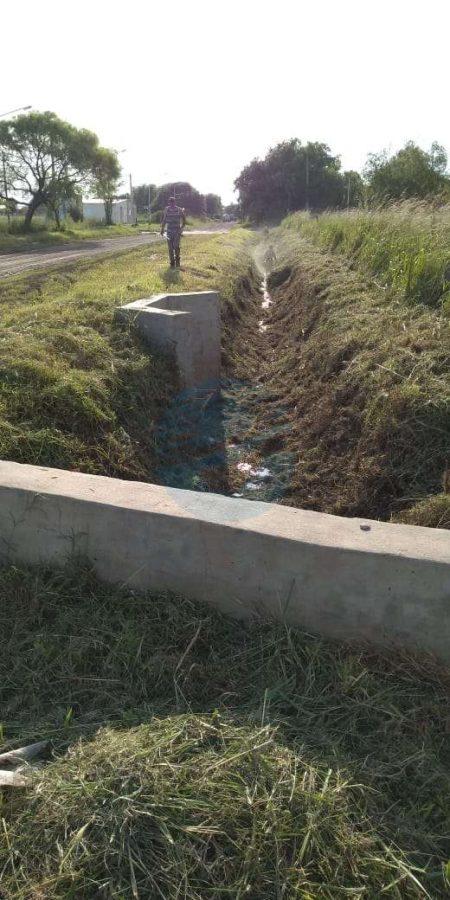 """Franconi: """"Antes, durante y después de cada fenómeno extraordinario trabajamos para optimizar nuestro sistema de drenaje"""""""