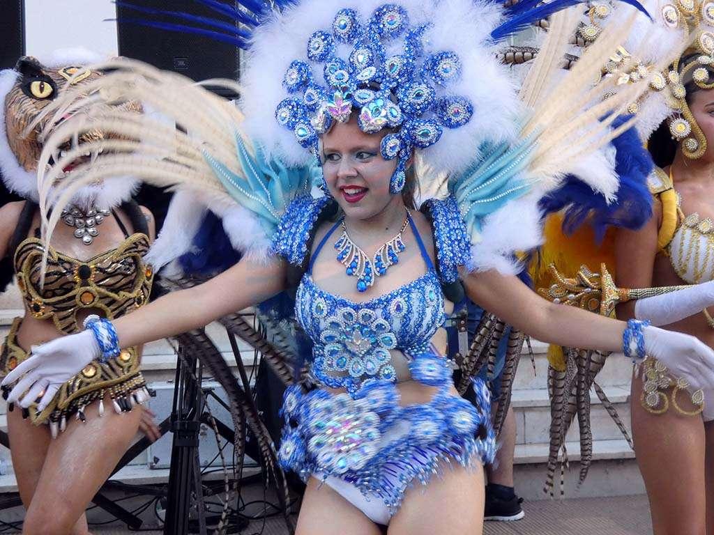 """Presentaron el """"Carnaval de la Alegría»"""