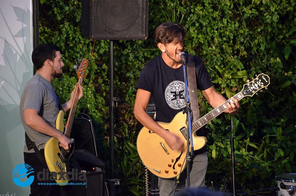 Domingo a puro rock en Fundación RD