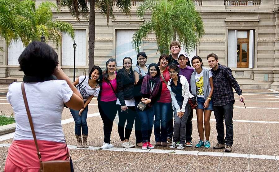 La UNL recibe a 129 estudiantes internacionales