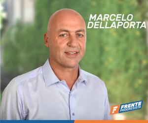 Marcelo Dellaporta previo campaña