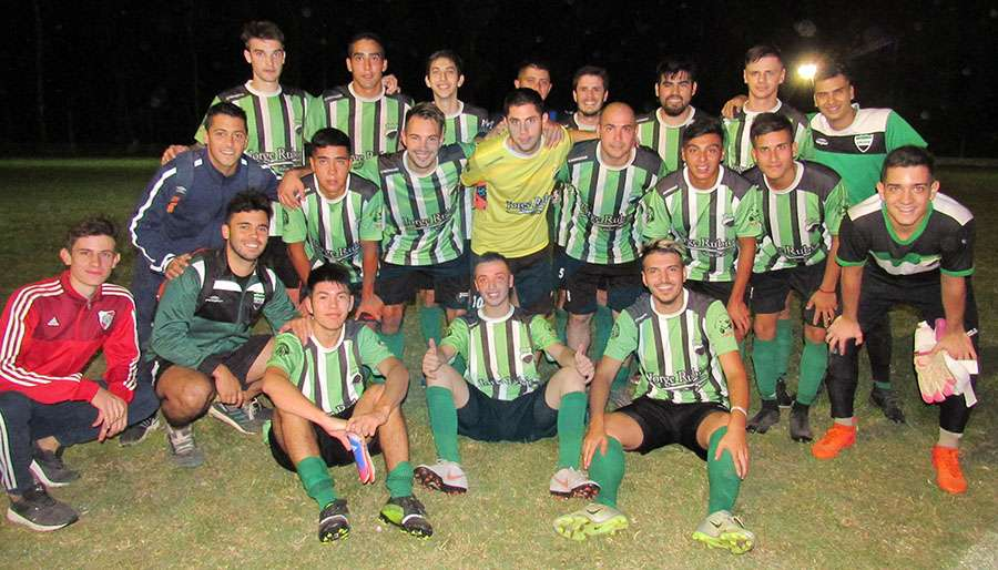Copa «Ciudad de Esperanza»: Defensores también festejó en primera