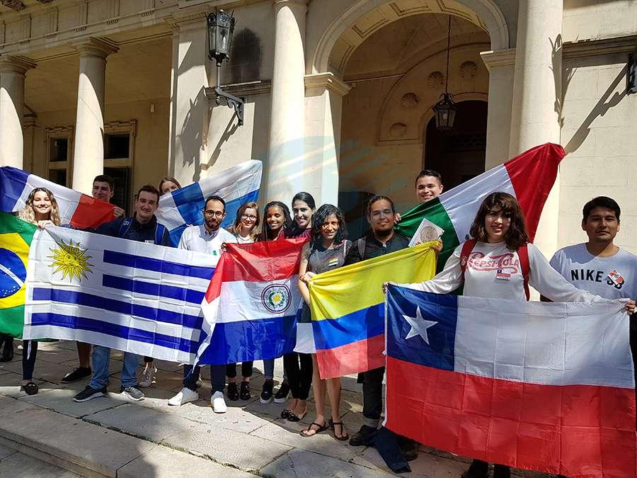La UNL recibió a sus estudiantes internacionales