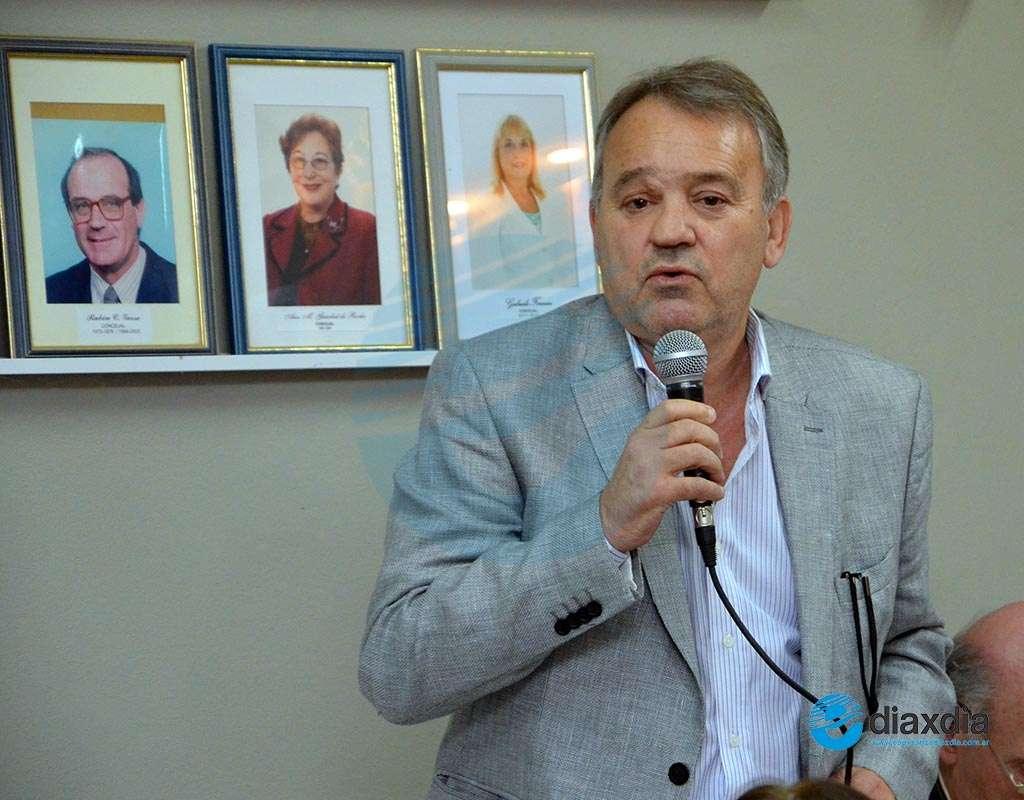 Lang y Simonutti lanzaron su propuesta para llegar al Concejo