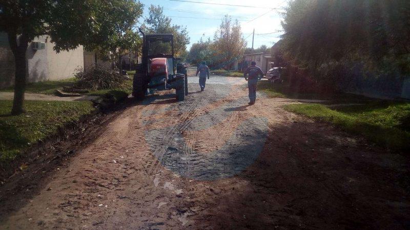 """Franconi: """"Cada operativo barrial significa mejor calidad de vida para nuestros vecinos"""""""