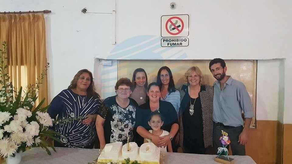 La Escuela 316 celebró su Centenario