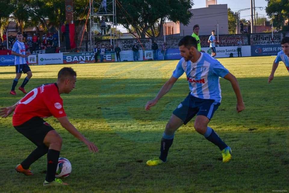 El primer chico de San Carlos por la Copa Santa Fe finalizó igualado
