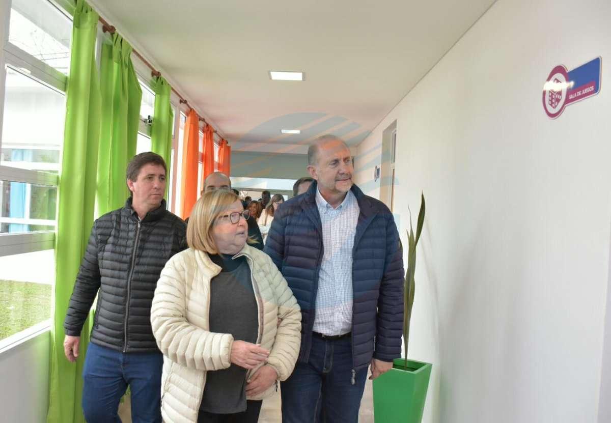 Perotti y todos los candidatos justicialistas estuvieron «Juntos» en Esperanza