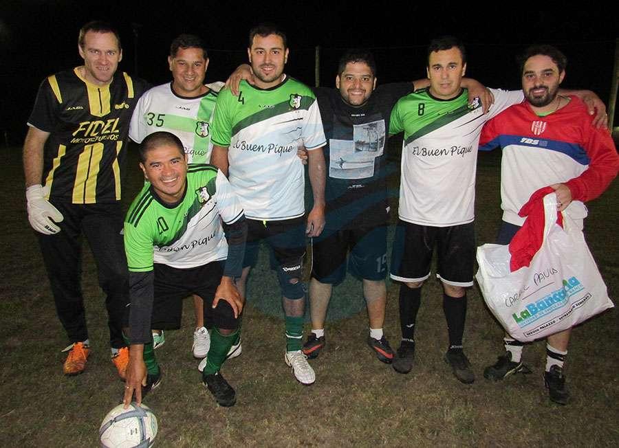 Liga 7: finalizó la séptima fecha del torneo apertura