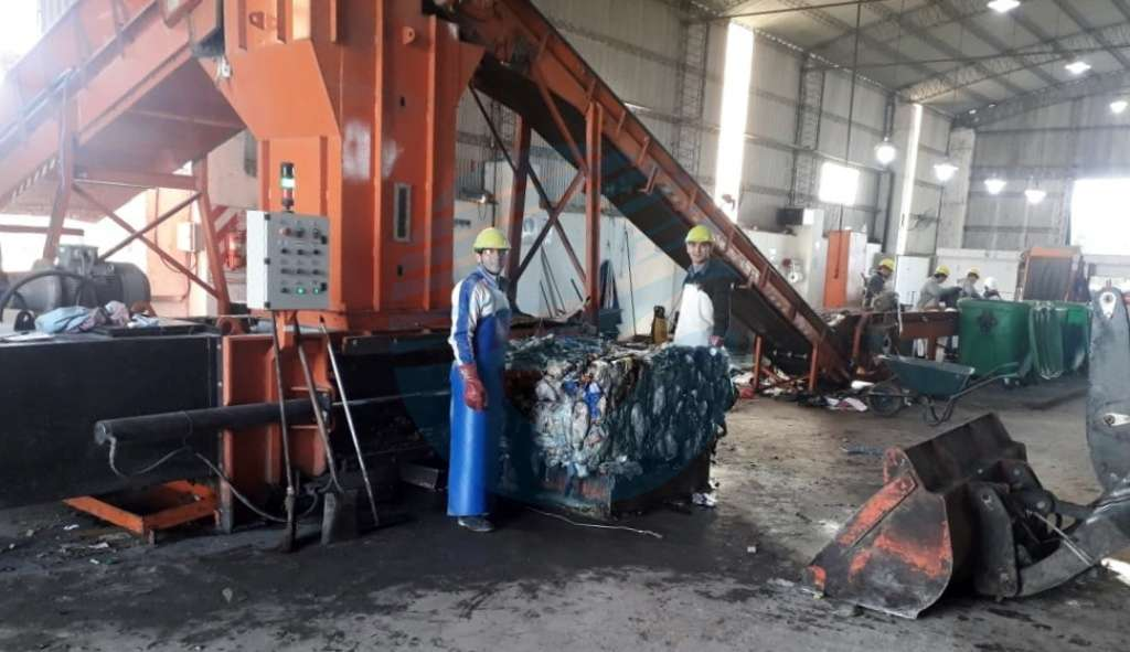 Municipio continúa concientizando sobre reciclaje