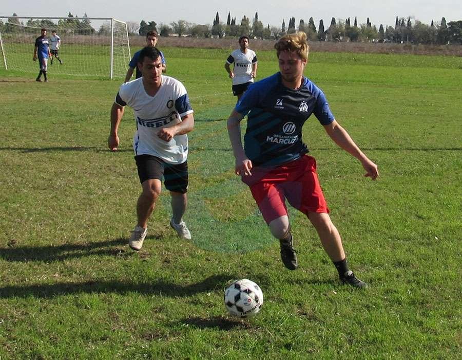 «La Masía» jugó otra fecha con muchos goles