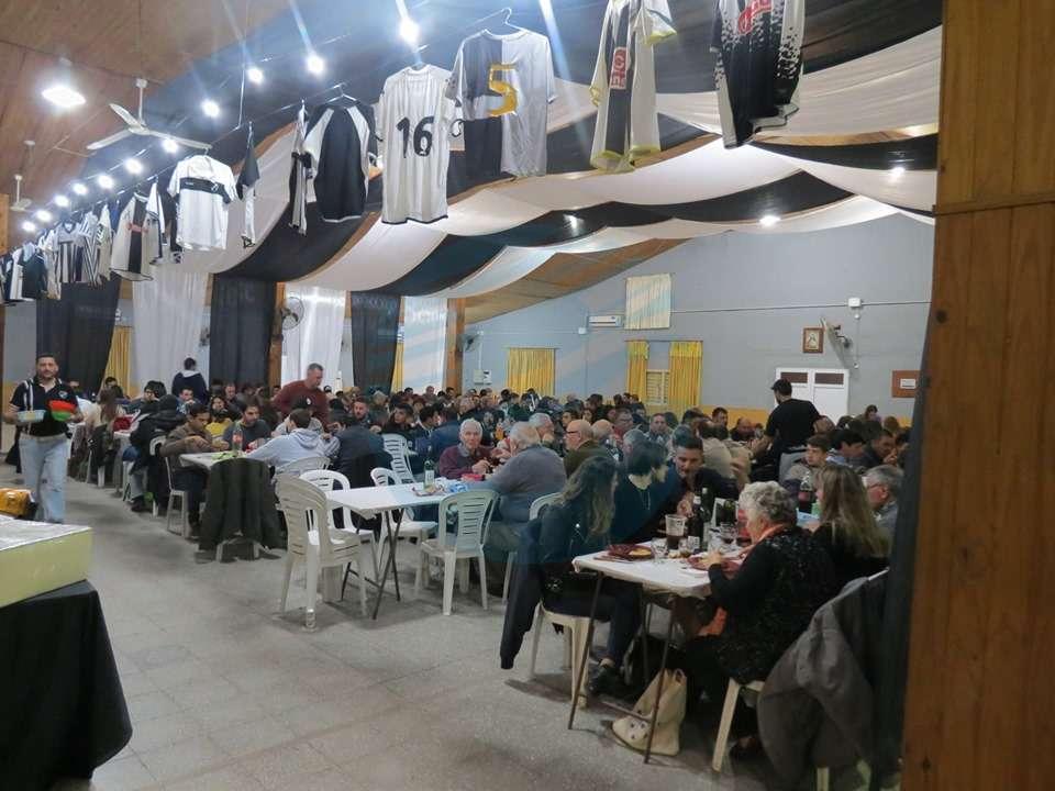Exitosa Peña del Hincha en Sportivo del Norte