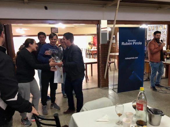 Con un domingo a agenda completa Pirola visitó  Franck, San Carlos Centro y San Jerónimo Norte