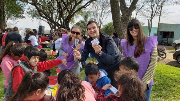 Gran festejo del Día del Niño con «Cachito de Pan»