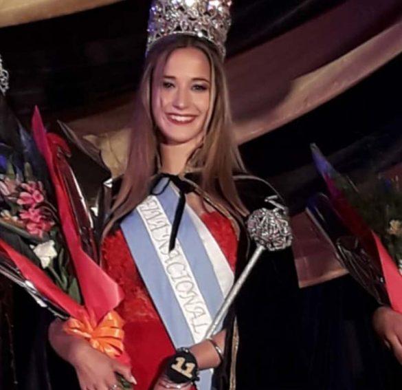 Fiama Marzola es la nueva Reina Nacional del Zapallo