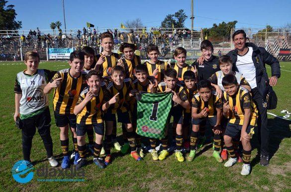 Argentino de López en Quinta y Atlético Pilar en Séptima son Campeones