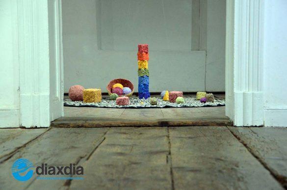 Presentaron «El Color» en el Museo Borla