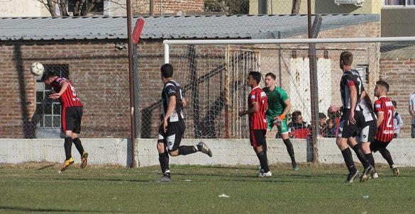 Juventud y Sportivo terminaron igualados en el «clásico del norte»