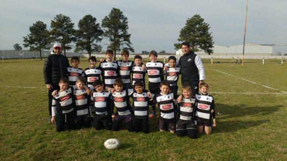 Rugby: Los Infantiles coparon Rosario