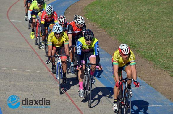 Se desarrolló exitosa prueba regional en el Club Ciclista de Esperanza