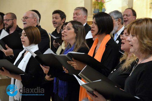 Gran espectáculo coral con la Misa Criolla