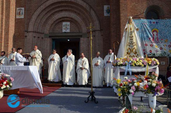 Esperanza celebró su Fiesta Patronal