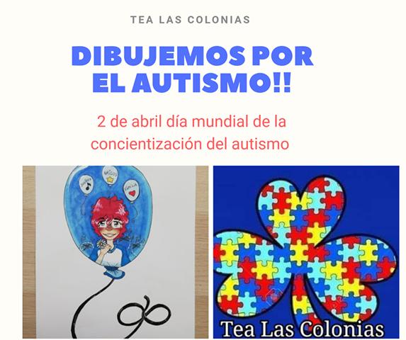 Proponen Dibujar Para Concientizar Sobre El Autismo Esperanza Día X Día